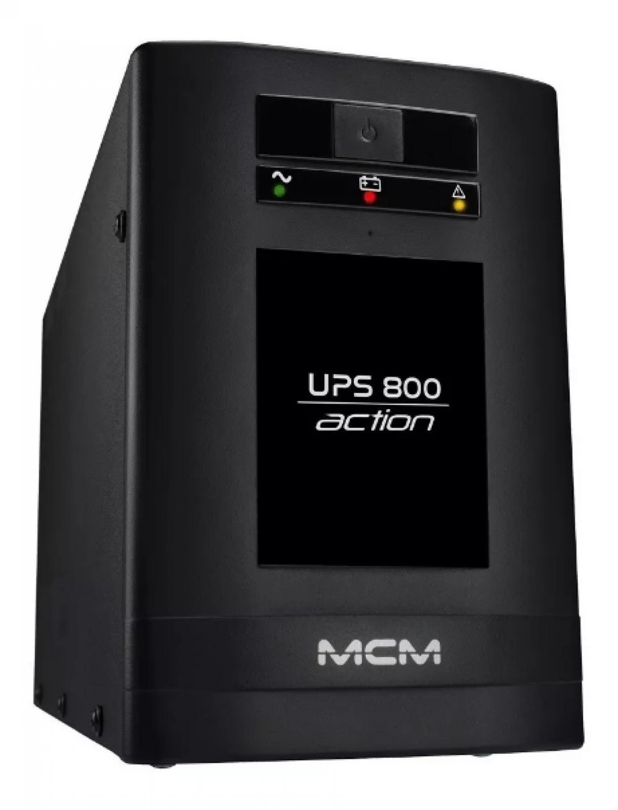 NOBREAK UPS 800VA ACTION MONO 220 C BAT EXT