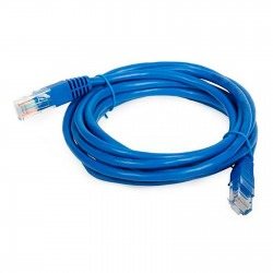 PATCH CORD (CABO DE REDE) 3MTS